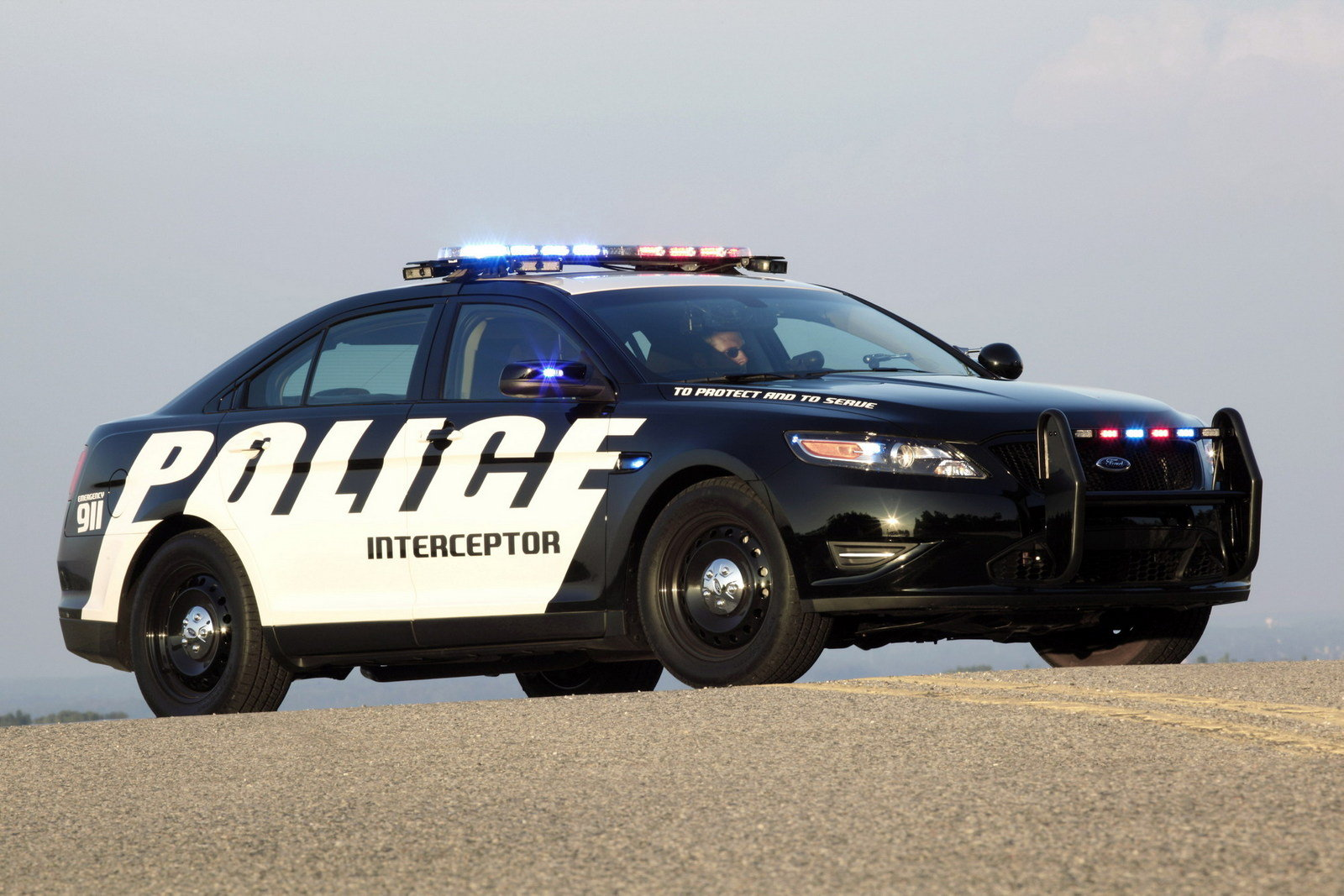 2011 Ford Police Interceptor Review