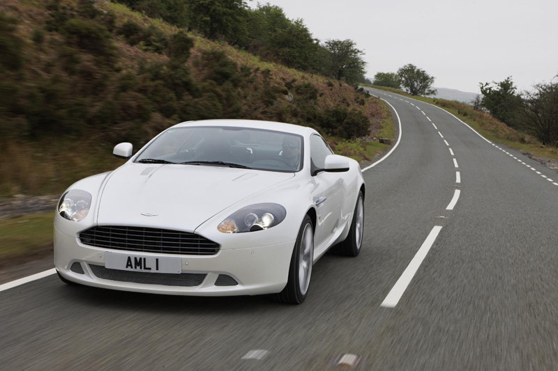 Future Aston Martin DB9 to be inspired by One-77 supercar