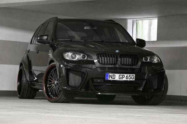 bmw x5 m typhoon by g-power picture