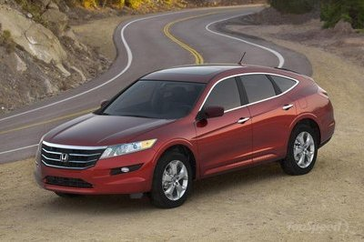Honda issues recall for Accord Crosstour over malfunctioning airbags