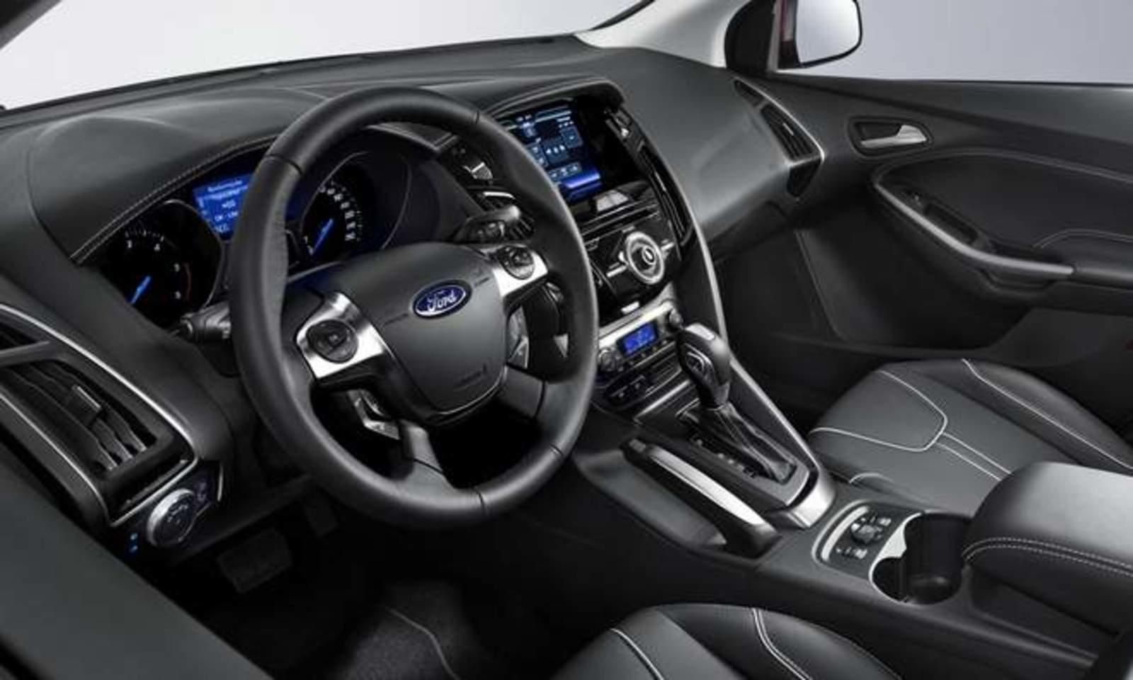 Ford Focus Reviews Specs Prices Photos And Videos Top Speed Taurus Electric Fan Install With Volvo 2 Controller In Depth Look At The Recently Unveiled 2012