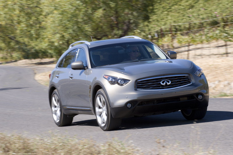 Infiniti Fx Reviews Specs Prices Photos And Videos Top Speed
