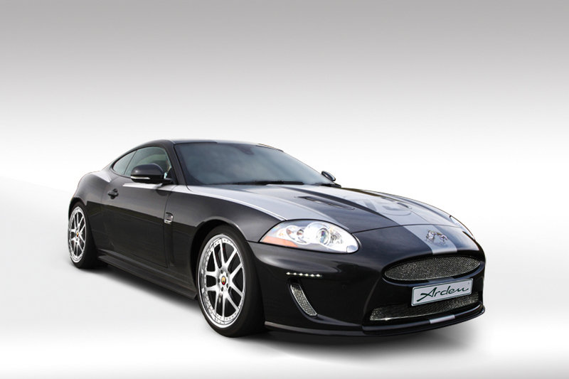 2010 Jaguar XKR 75 by Arden
