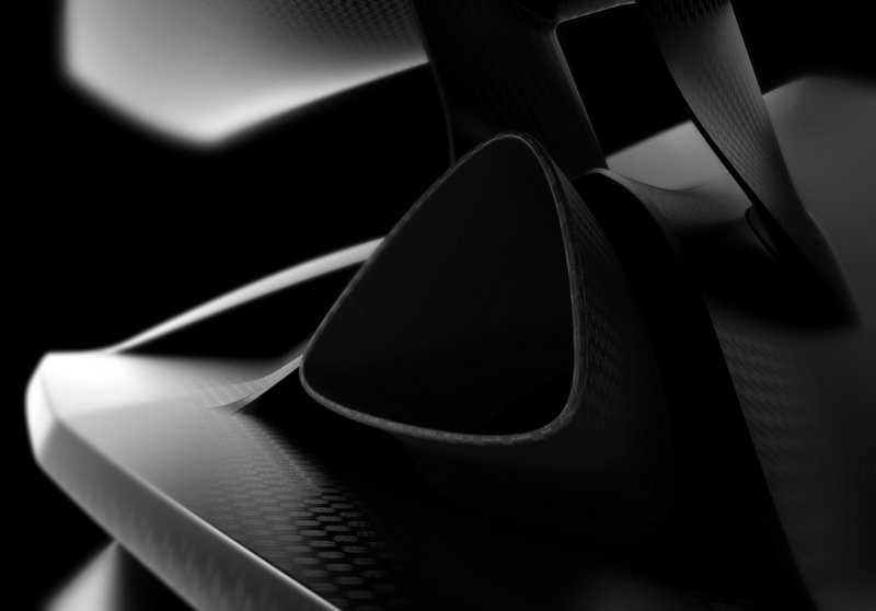 Lamborghini releases sixth teaser of concept supercar