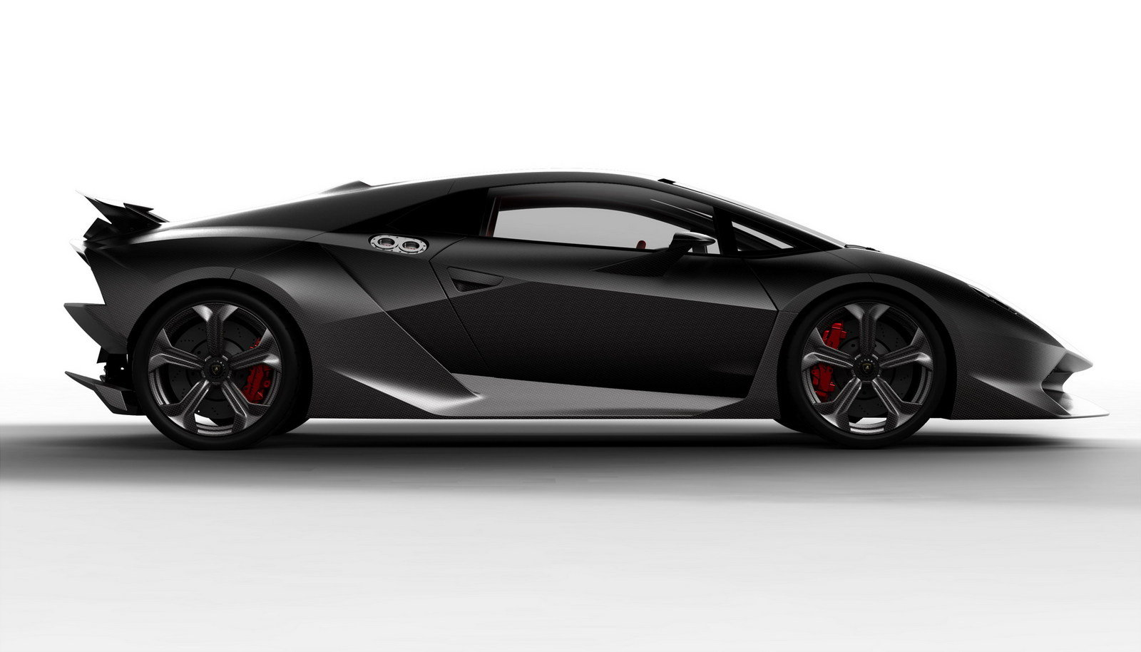 interesting green 2011 lamborghini sesto elemento. Black Bedroom Furniture Sets. Home Design Ideas
