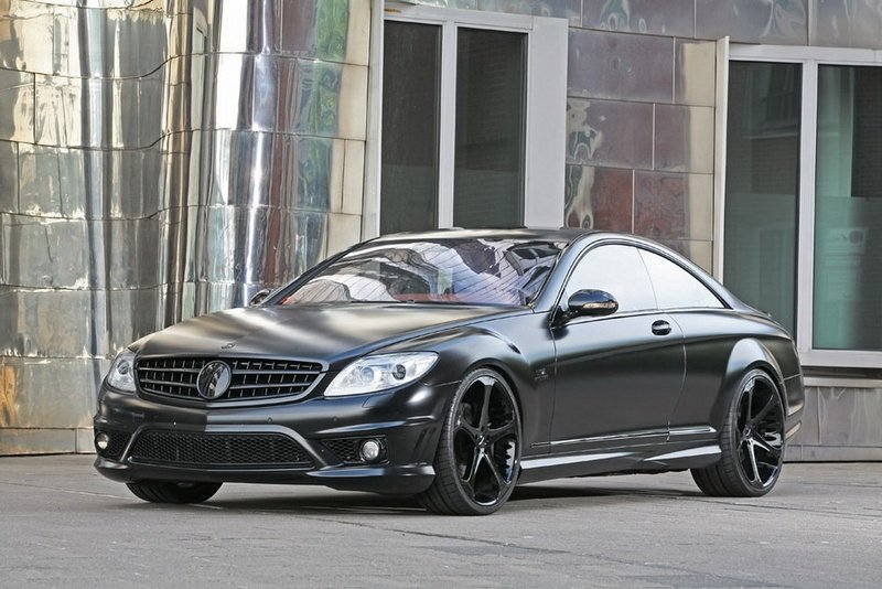 2010 Mercedes CL65 AMG Black Edition by Anderson Germany