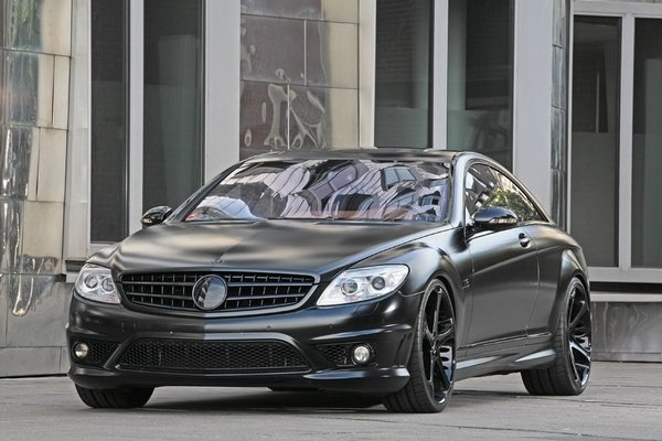 2010 mercedes cl65 amg black edition by anderson germany car review top speed. Black Bedroom Furniture Sets. Home Design Ideas