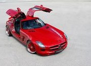 Mercedes SLS AMG by Domanig Autodesign