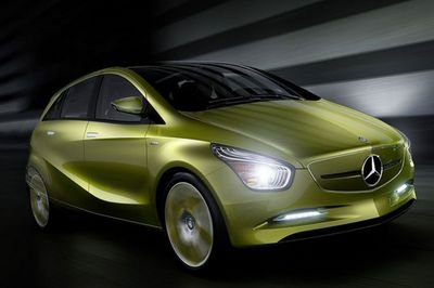 Mercedes works on new B-class coupe, crossover, and sedan