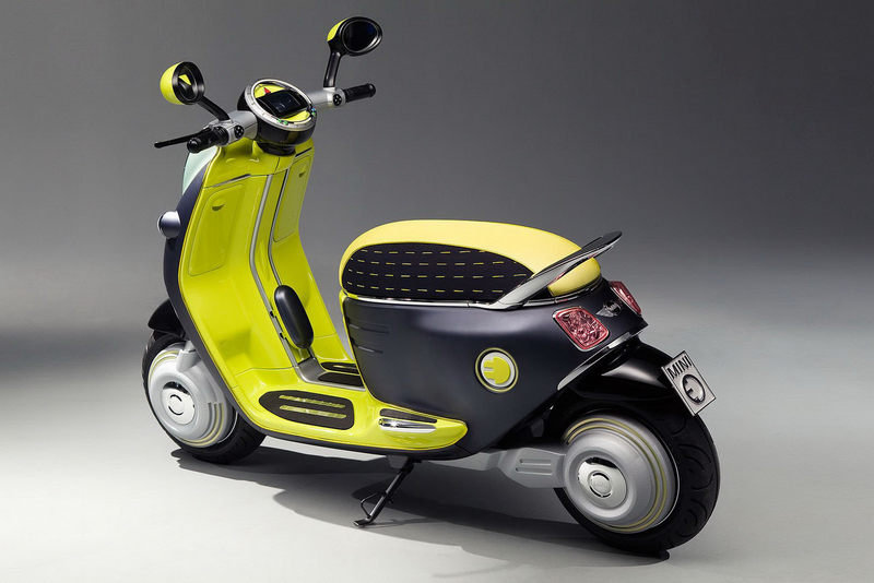 2010 Mini Scooter E Concept Review Top Speed