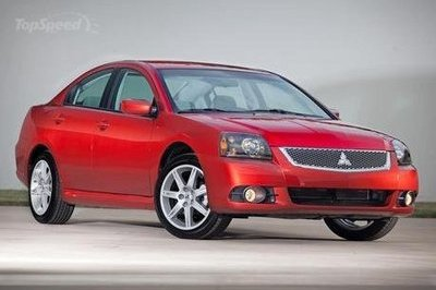 Mitsubishi To Kill Galant and Eclipse By 2013