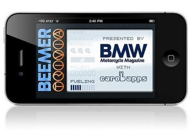 BMW Motorcycle Magazine launches Beemer Trivia App