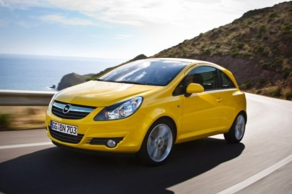Opel Confirms New Small Car To Be Placed Below The Corsa ...