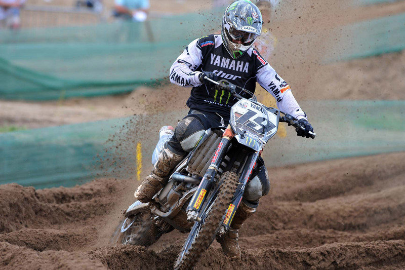 Philippaerts injured; Paulin selected for Motocross of Nations
