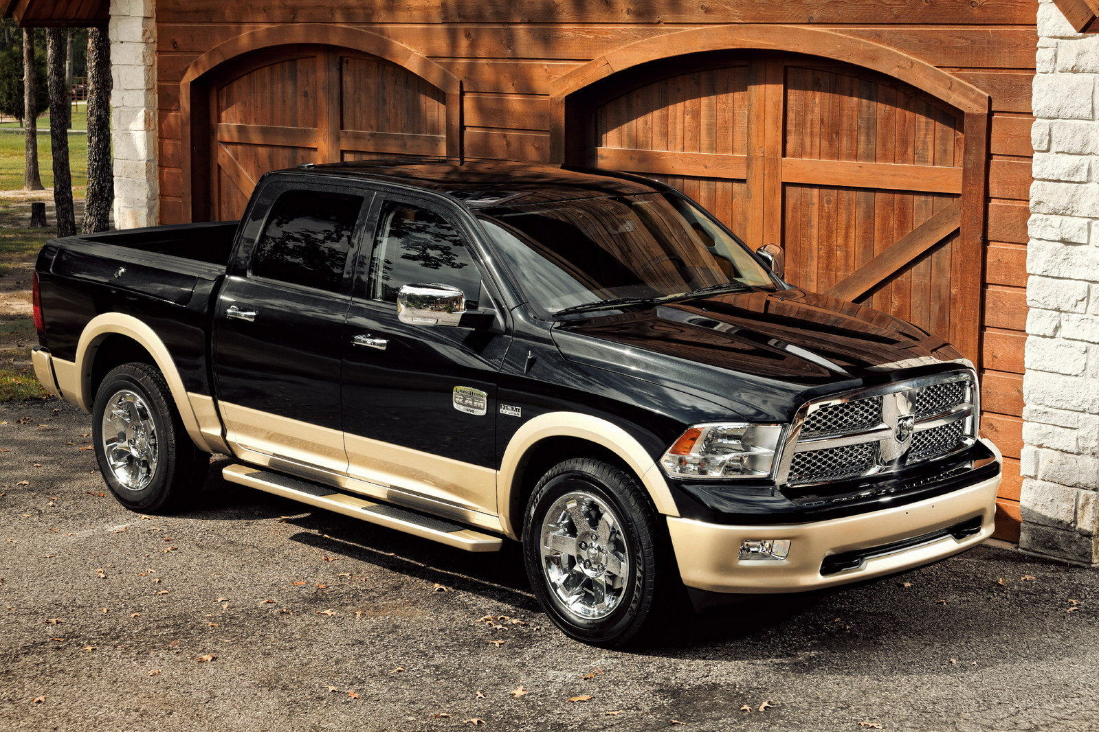 2011 Dodge Ram Laramie Longhorn Special Edition Review