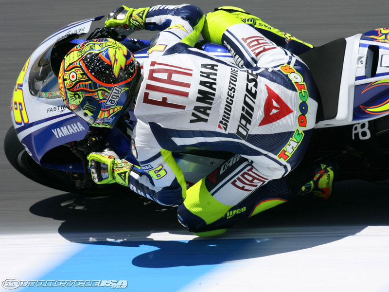 Rossi May Be Out For MotoGP's Last Two Races
