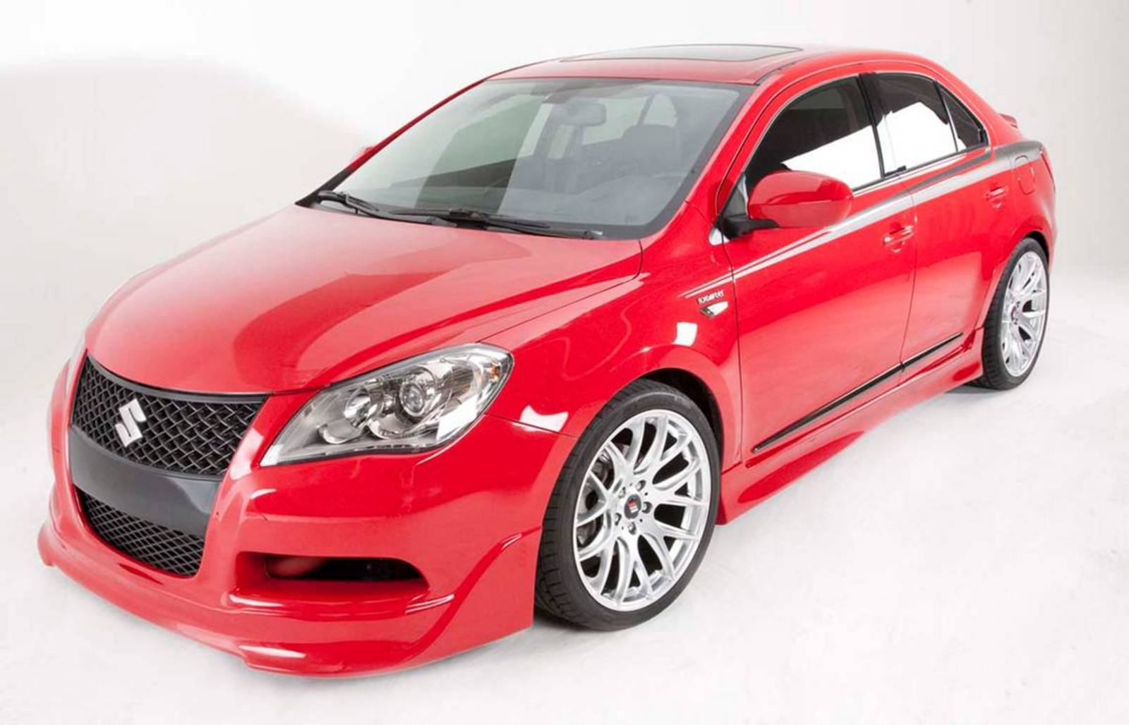 2010 suzuki kizashi platinum edition by rrm review top speed. Black Bedroom Furniture Sets. Home Design Ideas