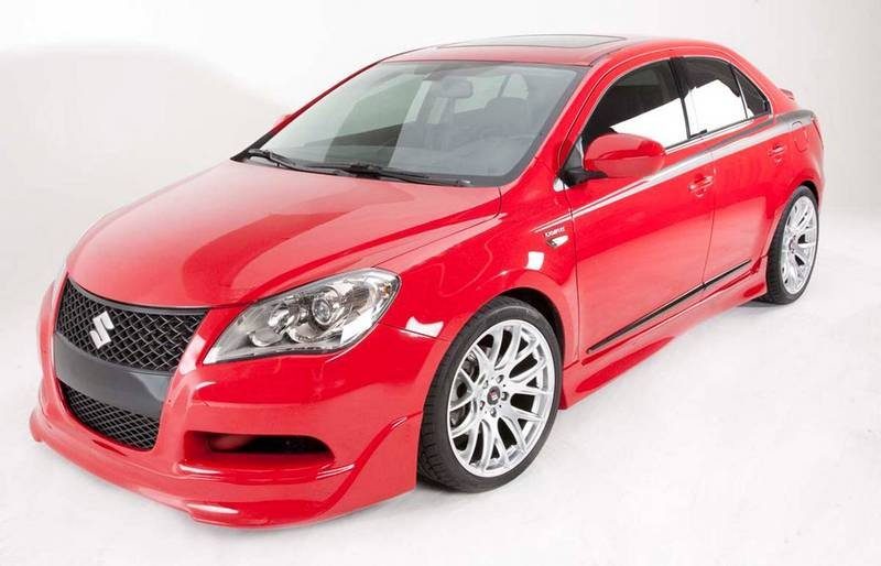 2010 Suzuki Kizashi Platinum Edition by RRM