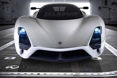 SSC Ultimate Aero II - first details revealed