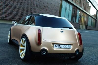 The MINI Core: Visual interpretation of the next-generation MINI