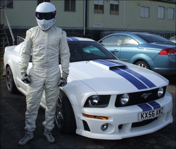 top gear usa to have its own stig car news top speed. Black Bedroom Furniture Sets. Home Design Ideas