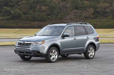TopSpeed's 10 Best Crossovers