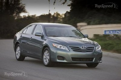 Toyota Dominates The 2010 Motorist Choice Awards