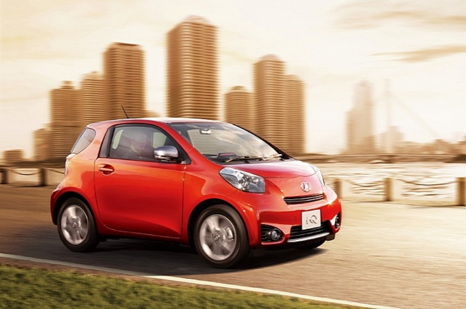 Toyota Iq Reviews Specs Prices Photos And Videos Top Speed 2008 Corolla Fuel Filter 130g