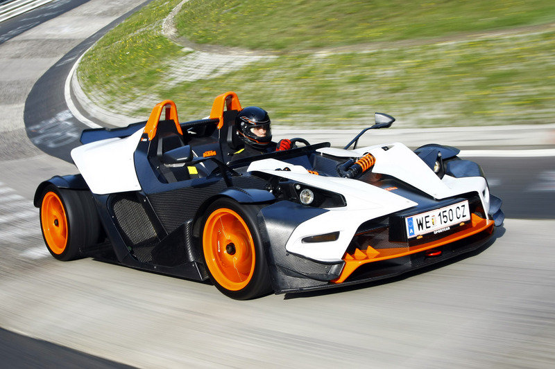2011 KTM X-Bow R High Resolution Exterior Wallpaper quality - image 375467