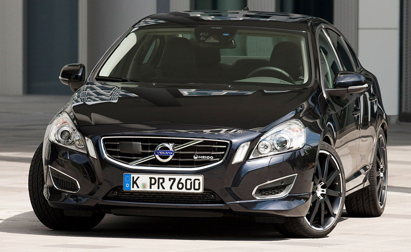 2011 Volvo S60 T6 Design Special Edition by Heico Sportiv