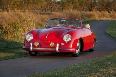 1952 Porsche 356 Cabriolet - America's Oldest Import