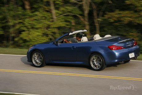 2011 Infiniti G Pictures