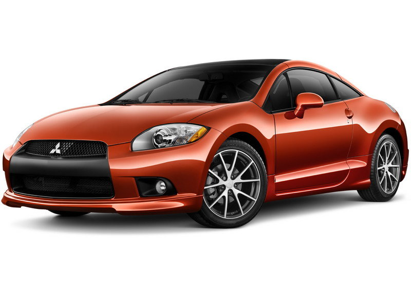 2011 Mitsubishi Eclipse High Resolution Exterior - image 378305