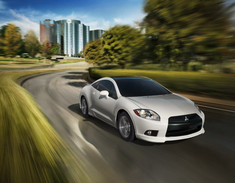 2011 Mitsubishi Eclipse High Resolution Exterior Wallpaper quality - image 378295