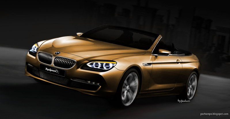 2012 BMW 6-Series Roadster Preview