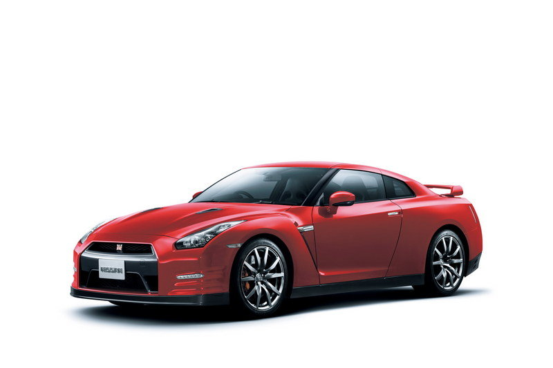 2012 Nissan GT-R High Resolution Exterior - image 378046