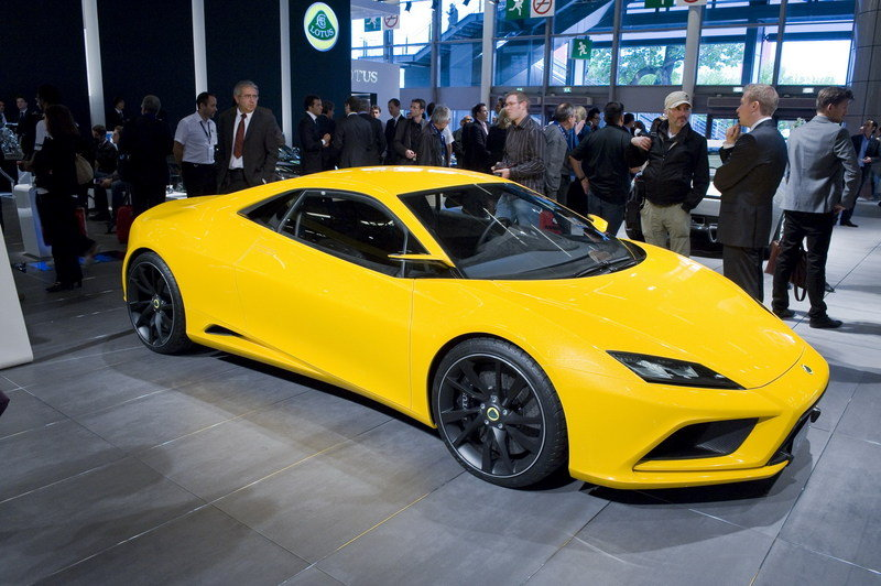 Lotus Will Finally Introduce a New Model in 2021 and It's Not the Evija