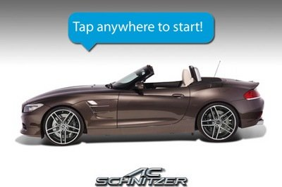 AC Schnitzer Launches Car Configurator App for iPhone