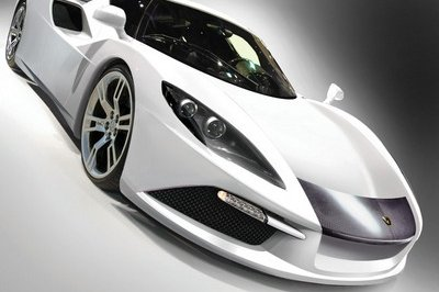 Arash AF-10 supercar for sale on Jameslist