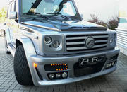 2010 Mercedes G Streetline Edition Sterling by ART - image 377807