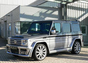 Mercedes G Streetline Edition Sterling by ART