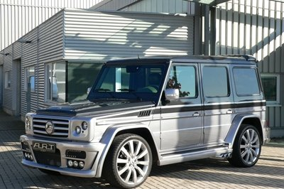2010 Mercedes G Streetline Edition Sterling by ART