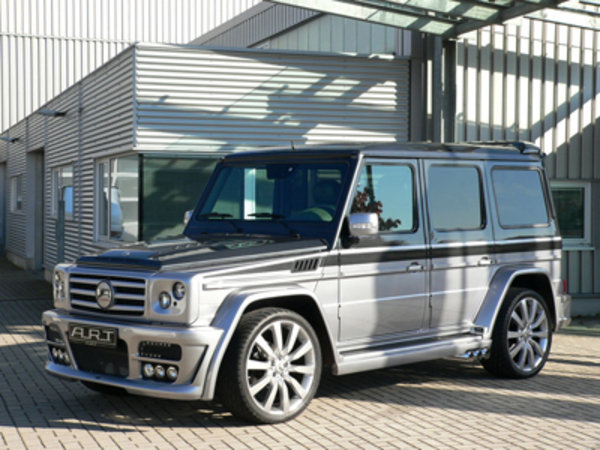 mercedes g streetline edition sterling by art picture