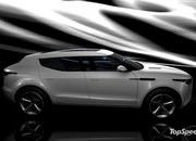 The Aston Martin DBX Could Pump Out 400 Mercedes-Derived Horsepower - image 379692