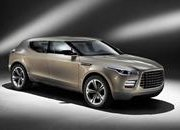 The Aston Martin DBX Could Pump Out 400 Mercedes-Derived Horsepower - image 379693