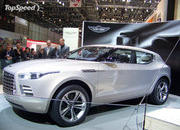 The Aston Martin DBX Could Pump Out 400 Mercedes-Derived Horsepower - image 379695