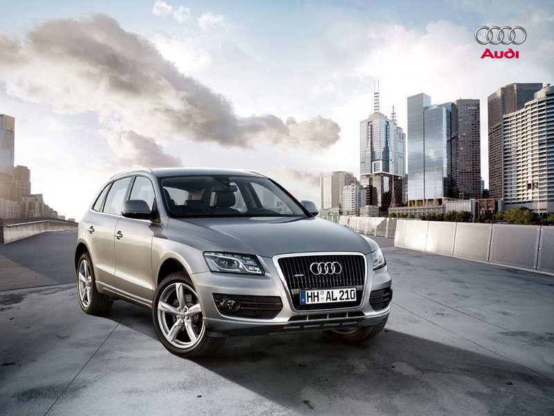 Audi Q5 Hybrid to be revealed in Los Angeles