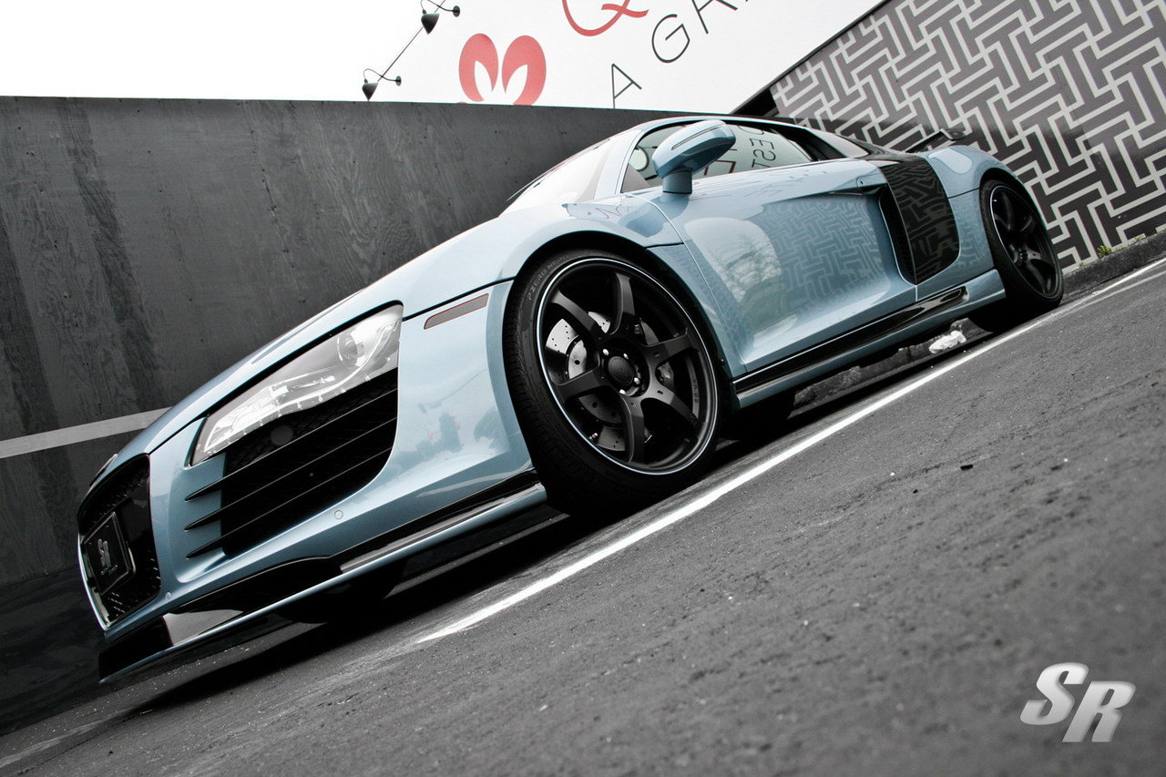 Audi R8 Dione By Sr Auto Group Wallpaper Image