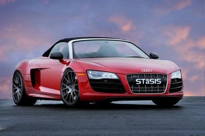 2010 Audi R8 V10 Extreme Challenge Edition by STaSIS Engineering