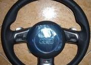 Audi RS3 - steering wheel and instrument panel revealed - image 378871